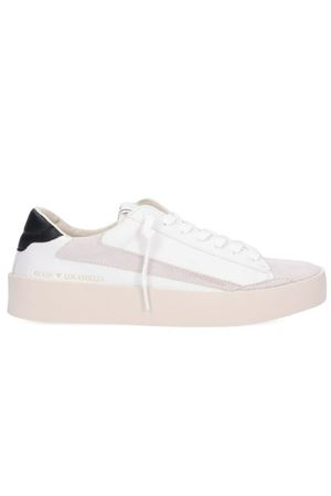 GUESS Turnschuhe LODI LOW GUESS | 12 | FM8FIRELE12WHITE P004