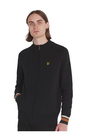 LYLE & SCOTT Track Top Sweater LYLE E SCOTT | -108764232 | LSKN1366VKN1366V572