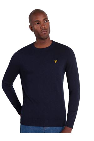 LYLE & SCOTT Crewneck Sweater LYLE E SCOTT | 7457050 | LSKN400VCKN400VCZ271