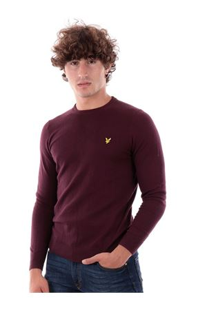 LYLE & SCOTT Crewneck Sweater LYLE E SCOTT | 7457050 | LSKN400VCKN400VCZ562