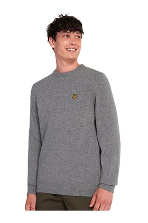 LYLE & SCOTT Wool sweater LYLE E SCOTT | 7457050 | LSKN921VFKN921VFT28