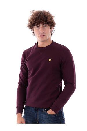 LYLE & SCOTT Sweatshirt mit Rundhalsausschnitt LYLE E SCOTT | -108764232 | LSML1131VML1131V865