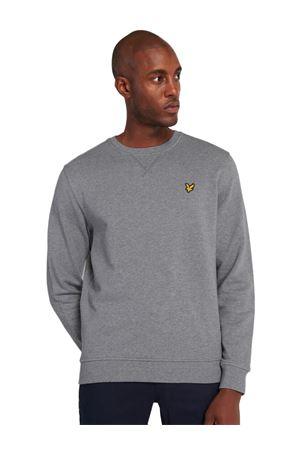 LYLE & SCOTT Sweatshirt mit Rundhalsausschnitt LYLE E SCOTT | -108764232 | LSML1131VML1131VT28
