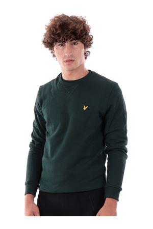 LYLE & SCOTT Sweatshirt mit Rundhalsausschnitt LYLE E SCOTT | -108764232 | LSML1131VML1131VZ597