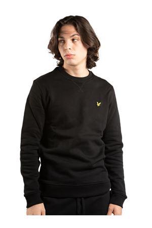 LYLE & SCOTT Sweatshirt mit Rundhalsausschnitt LYLE E SCOTT | -108764232 | LSML1131VML1131VZ865