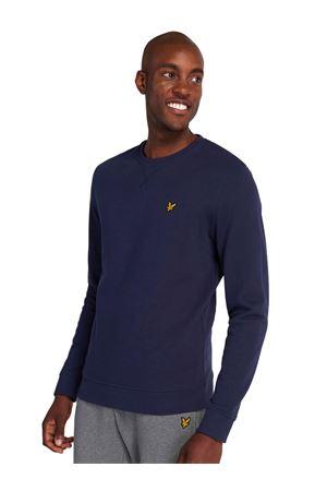 LYLE & SCOTT Sweatshirt mit Rundhalsausschnitt LYLE E SCOTT | -108764232 | LSML1131VML1131VZ99