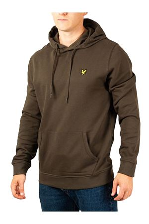 LYLE & SCOTT Hooded sweatshirt LYLE E SCOTT | -108764232 | LSML416VTRML416VTRW123