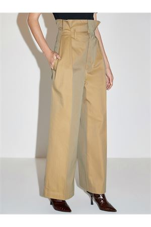 MISS SIXTY High-waisted trousers MISS SIXTY | 50000017 | PJ0630KHAKI