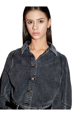 MISS SIXTY Denim shirt MISS SIXTY | 6 | XJ4600BLACK