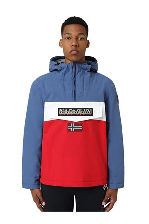 NAPAPIJRI Rainforest Block Jacket NAPAPIJRI | 3 | NP0A4EHFR171