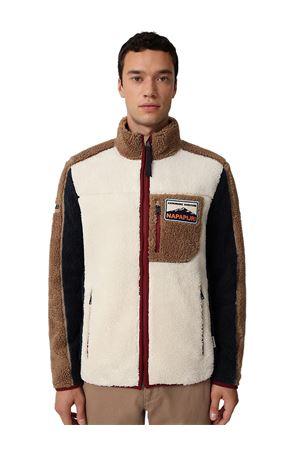 NAPAPIJRI Yupik Fleece Sweatshirt NAPAPIJRI | -108764232 | NP0A4EMHNS51