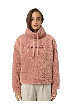 NAPAPIJRI Teide Fleece Sweatshirt NAPAPIJRI | -108764232 | NP0A4EOOPA41
