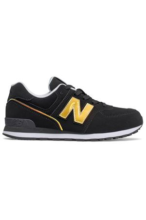 NEW BALANCE 574 Ragazze NEW BALANCE | 12 | GC574MTK