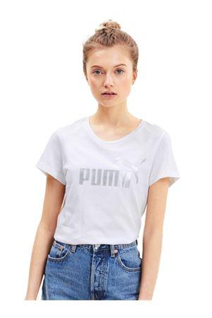 PUMA T-shirt ESS Metallic PUMA | 8 | 58240752