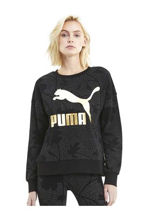 PUMA Classics Graphic Sweatshirt PUMA | -108764232 | 59772801