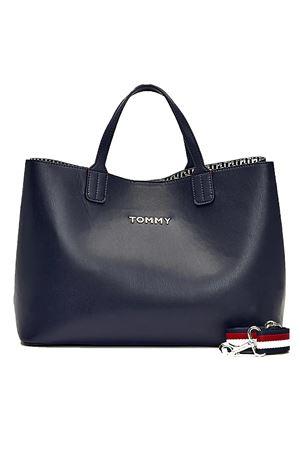 TOMMY HILFIGER Kultige Tasche TOMMY | 31 | AW0AW08512CJM
