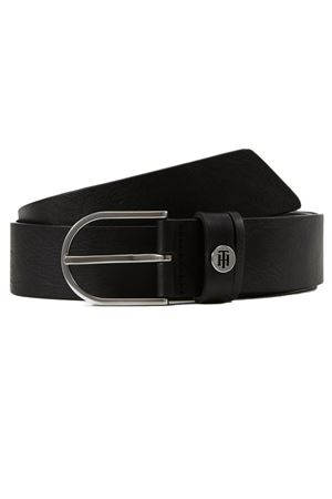 TOMMY HILFIGER Classic belt TOMMY | 22 | AW0AW08543BDS