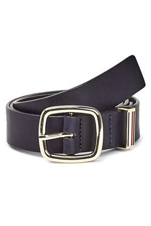 TOMMY HILFIGER Cintura Corporate TOMMY | 22 | AW0AW08544CJM
