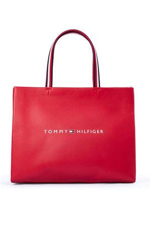 TOMMY HILFIGER TOTE Einkaufstasche TOMMY | 31 | AW0AW08731XAF