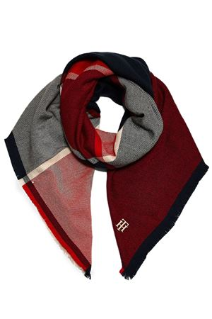 TOMMY HILFIGER Checked Scarf TOMMY | 77 | AW0AW087790GY