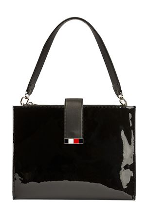 TOMMY HILFIGER Glossy Statement bag TOMMY | 31 | AW0AW088400GJ