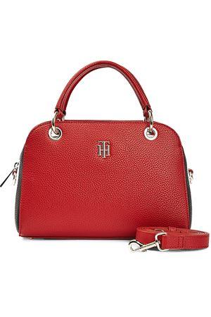 TOMMY HILFIGER SATCHEL ESSENCE bag TOMMY   31   AW0AW08846XMP