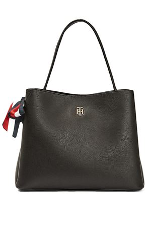 TOMMY HILFIGER Borsa HOBO TOMMY | 31 | AW0AW088870GJ