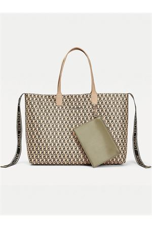 TOMMY HILFIGER TOTE ICONIC bag TOMMY | 31 | AW0AW09049AEZ