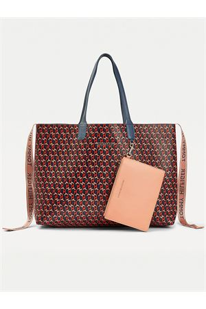 TOMMY HILFIGER TOTE ICONIC bag TOMMY | 31 | AW0AW09049DA4