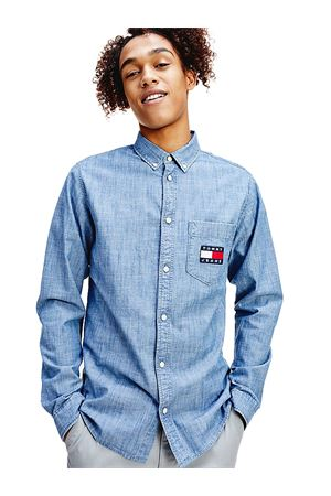 TOMMY JEANS Cotton Shirt TOMMY | 6 | DM0DM079221A5