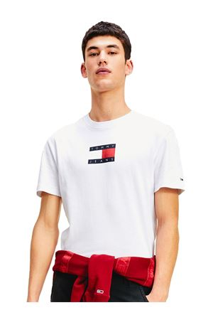 TOMMY JEANS Cotton T-shirt TOMMY | 8 | DM0DM08351YBR