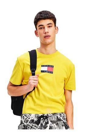 TOMMY JEANS Cotton T-shirt TOMMY | 8 | DM0DM08351ZGQ