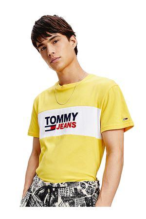 TOMMY JEANS Cotton T-shirt TOMMY | 8 | DM0DM08360ZGQ