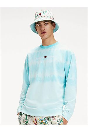 TOMMY JEANS Relaxed cotton sweatshirt TOMMY | -108764232 | DM0DM08473CSW