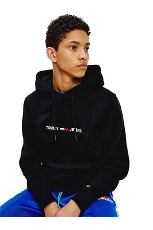 TOMMY JEANS Sweatshirt with Logo TOMMY | -108764232 | DM0DM08474BDS