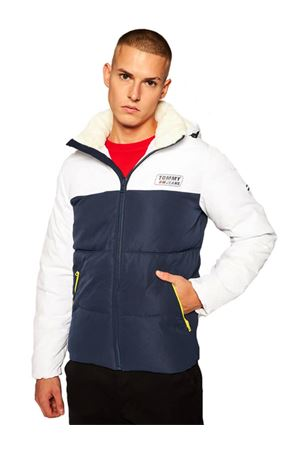 TOMMY JEANS Giubbotto Color Block TOMMY | 7457049 | DM0DM08753YBR