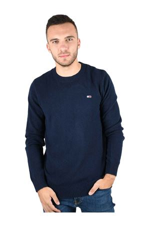 TOMMY JEANS Cotton pullover TOMMY | 7457050 | DM0DM08811C87