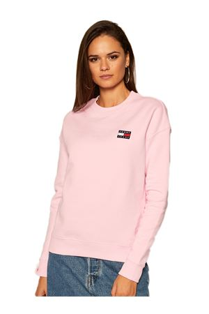TOMMY JEANS Cotton Sweatshirt TOMMY | -108764232 | DW0DW07786TOJ