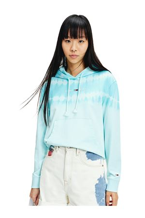 TOMMY JEANS Felpa in Cotone TOMMY | -108764232 | DW0DW08550CSW