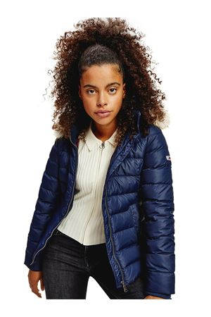 TOMMY JEANS BASIC Slim down jacket TOMMY | 7457049 | DW0DW08588C87