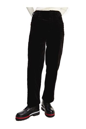 TOMMY JEANS Velvet trousers TOMMY | 50000017 | DW0DW09092BDS