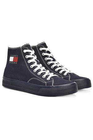 TOMMY JEANS MIDCUT LACE sneakers TOMMY | 12 | EM0EM00485C87
