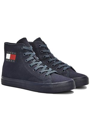 TOMMY JEANS MID CUT LACE sneakers TOMMY | 12 | EN0EN00937C87
