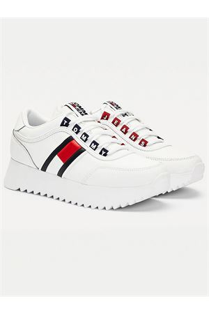 TOMMY JEANS HIGH CLEATED sneakers TOMMY | 12 | EN0EN00948YBR