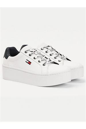 TOMMY JEANS Sneakers Platform TOMMY | 12 | EN0EN01113YBR