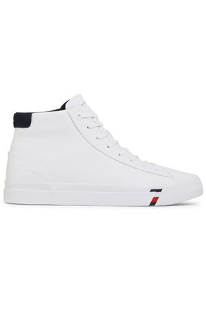 TOMMY HILFIGER High leather sneakers TOMMY | 12 | FM0FM02984YBR
