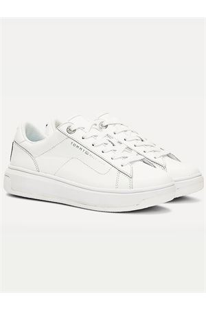TOMMY HILFIGER LEATHER CUPSOLE sneakers TOMMY | 12 | FW0FW05009YBR