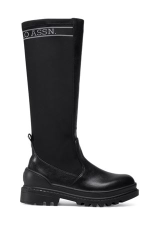 U.S. POLO VILNIUS Stiefel U.S. POLO | -771465572 | BRUNA4137W0BLK