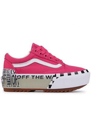 VANS Old Skool Stacked VANS | 12 | VN0A4U1521Y1