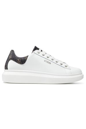 GUESS Sneakers SALERNO GUESS | 12 | FL7SALWHIBR